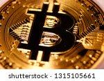 symbolic image  bitcoin ... | Shutterstock . vector #1315105661