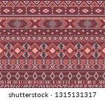 navajo american indian pattern... | Shutterstock .eps vector #1315131317