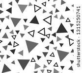 seamless vector eps 10 pattern. ... | Shutterstock .eps vector #1315250741