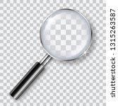 vector realistic shiny... | Shutterstock .eps vector #1315263587