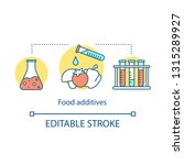 food additives concept icon.... | Shutterstock .eps vector #1315289927