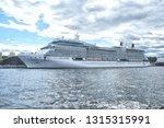 stockholm  sweden   07.21.2017  ... | Shutterstock . vector #1315315991