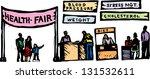 vector illustration of health... | Shutterstock .eps vector #131532611