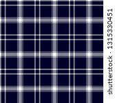 Blue and white tartan plaid Scottish seamless pattern.Texture from plaid, tablecloths, clothes, shirts, dresses, paper, bedding, blankets and other textile