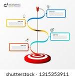 infographic design template....   Shutterstock .eps vector #1315353911
