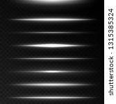 realistic lighting effects.... | Shutterstock .eps vector #1315385324