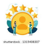 vector illustration  measuring... | Shutterstock .eps vector #1315408307