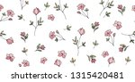 seamless flowers pattern.... | Shutterstock .eps vector #1315420481