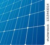 solar energy panel logo  ... | Shutterstock .eps vector #1315443014