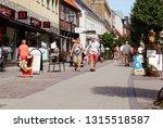 ystad  sweden   june 26  2018 ... | Shutterstock . vector #1315518587