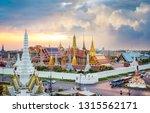 The Beautiful Of  Wat Phra Kaew ...