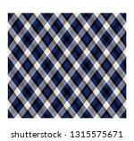 rhombus pattern  tartan plaid ... | Shutterstock .eps vector #1315575671