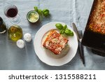 Vegan Lasagna With Lentils And...