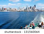 Seattle Waterfront Pier 55 And...