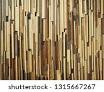 decorated reclaimed timber... | Shutterstock . vector #1315667267
