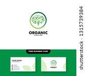 vector logo design for... | Shutterstock .eps vector #1315739384