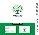 vector logo design for... | Shutterstock .eps vector #1315739387