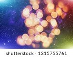 christmas and new year feast... | Shutterstock . vector #1315755761