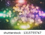 christmas and new year feast... | Shutterstock . vector #1315755767