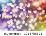christmas and new year feast... | Shutterstock . vector #1315755821