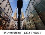 vienna  austria   december 31 ... | Shutterstock . vector #1315770017