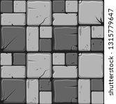 gray stone tiles texture ...