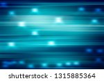 abstract blue background with... | Shutterstock . vector #1315885364