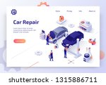 car repair service  auto... | Shutterstock .eps vector #1315886711
