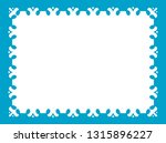 border frame vector copy space... | Shutterstock .eps vector #1315896227