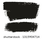 paint brush medium background... | Shutterstock .eps vector #1315904714