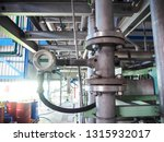 flow transmitter of vertex type ... | Shutterstock . vector #1315932017