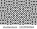 abstract geometric pattern with ... | Shutterstock . vector #1315934564