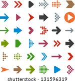 vector illustration of plain... | Shutterstock .eps vector #131596319
