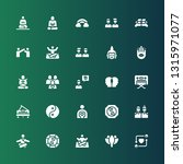 harmony icon set. collection of ... | Shutterstock .eps vector #1315971077