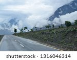beautiful asphalt road....   Shutterstock . vector #1316046314