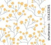 seamless pattern. vector...   Shutterstock .eps vector #131622281