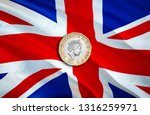 uk pound economy for business... | Shutterstock . vector #1316259971