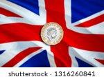 uk pound economy for business... | Shutterstock . vector #1316260841