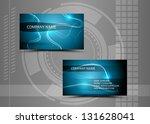 vector abstract creative... | Shutterstock .eps vector #131628041