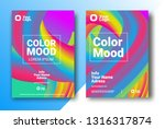 color background. bright colors ... | Shutterstock .eps vector #1316317874