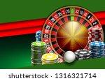 illustration online poker...   Shutterstock .eps vector #1316321714