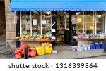 shop scene at robin hoods bay ... | Shutterstock . vector #1316339864