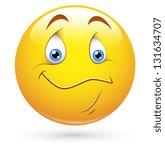 smiley illustration   face | Shutterstock . vector #131634707