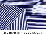 cotton fabric for shirts  in... | Shutterstock . vector #1316437274