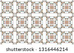 colorful seamless pattern for... | Shutterstock . vector #1316446214
