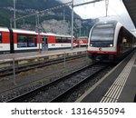spiez  switzerland   june 29...   Shutterstock . vector #1316455094