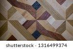 intarsie parquet as parquet... | Shutterstock . vector #1316499374