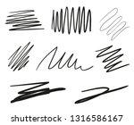 Hand Drawn Lettering Underlines ...