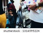 vasco goa market place  india   ...   Shutterstock . vector #1316595224