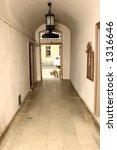 white empty corridor | Shutterstock . vector #1316646